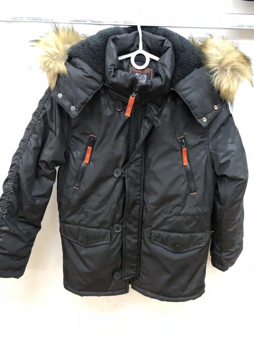 Chlapecká zimní  bunda (6-16 let)