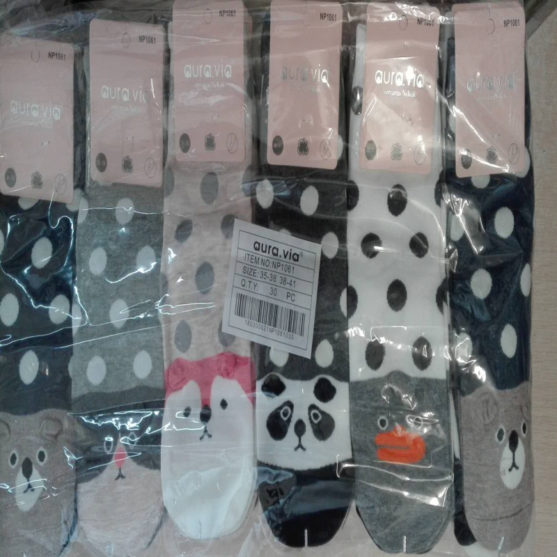 Dámské ponožky AURA-VIA (35-41)