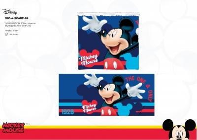 Dětský multifunkční nákrčník Mickey
