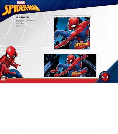 Dětský multifunkční nákrčník Spiderman