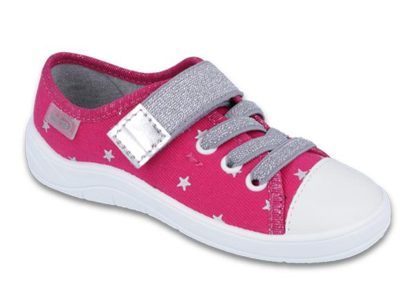 Dívčí plátěná obuv BEFADO (25-30)