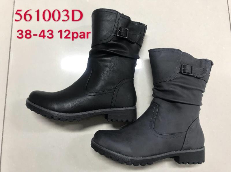Dámská zimní obuv  (38-43)