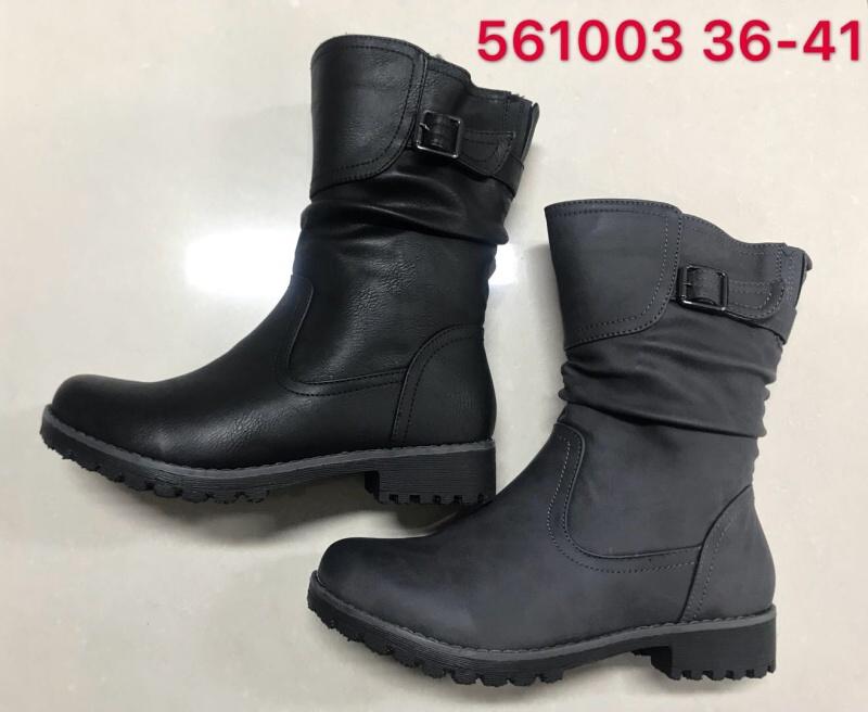 Dámská zimní obuv  (33-41)
