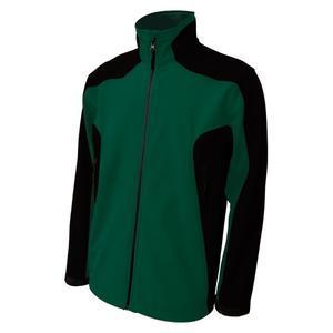 Pánská softshellová bunda (M-XXL) bottle green