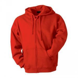 Pánská mikina na zip s kapucí  (S-XXL)