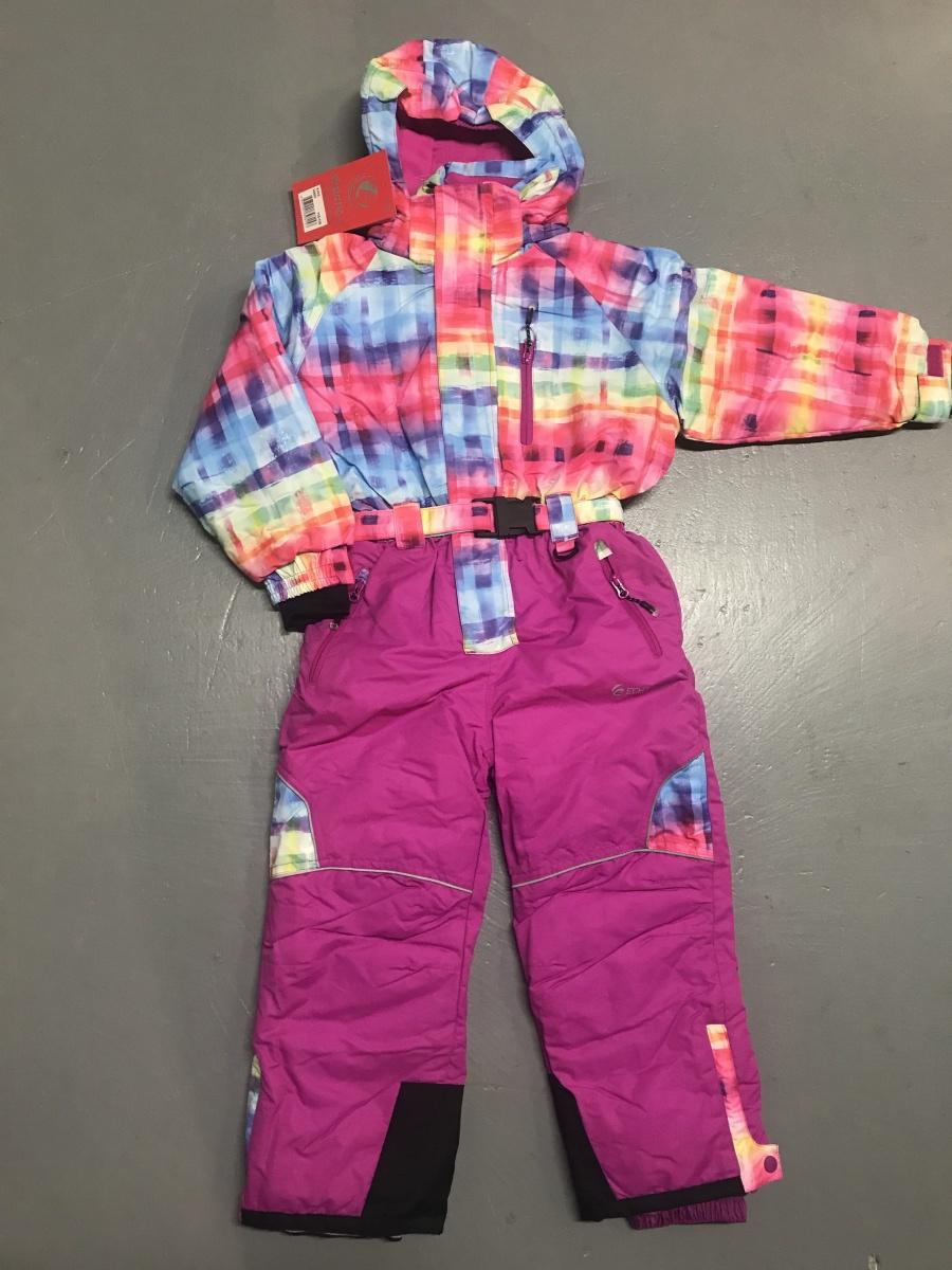 Dětská zimní kombinéza ECHT (98-128)