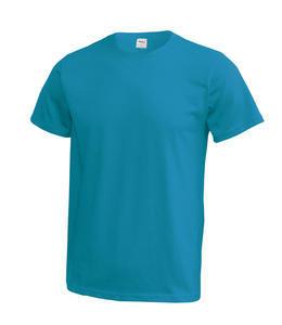 Pánské triko krátký rukáv U (S-XXXL)