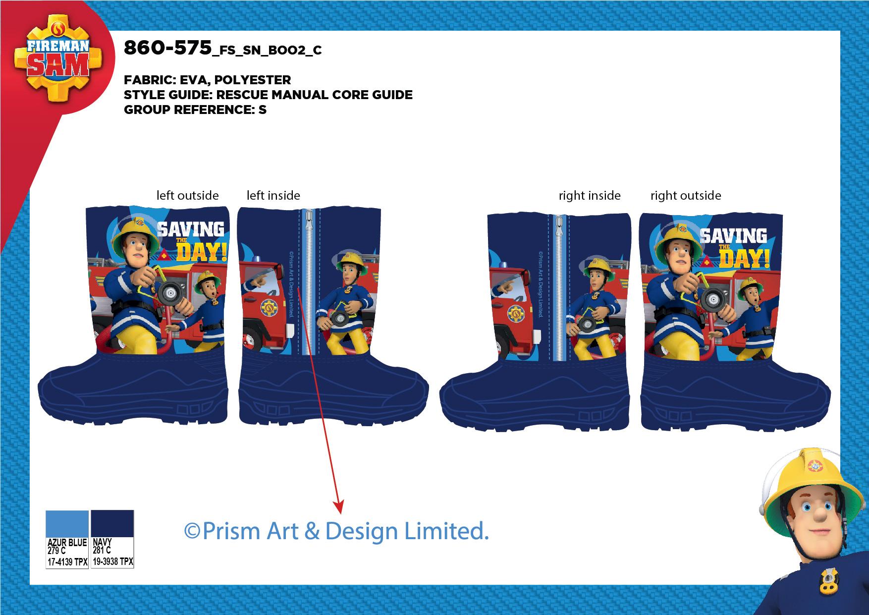 Chlapecká licenční obuv- sněhule SAM (24/25-30/31)