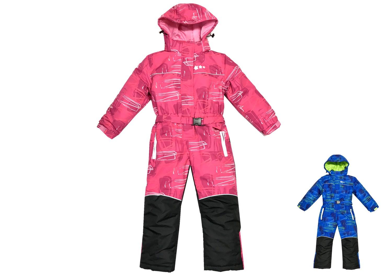 Dětská zimní kombinéza KUGO  (104-140)