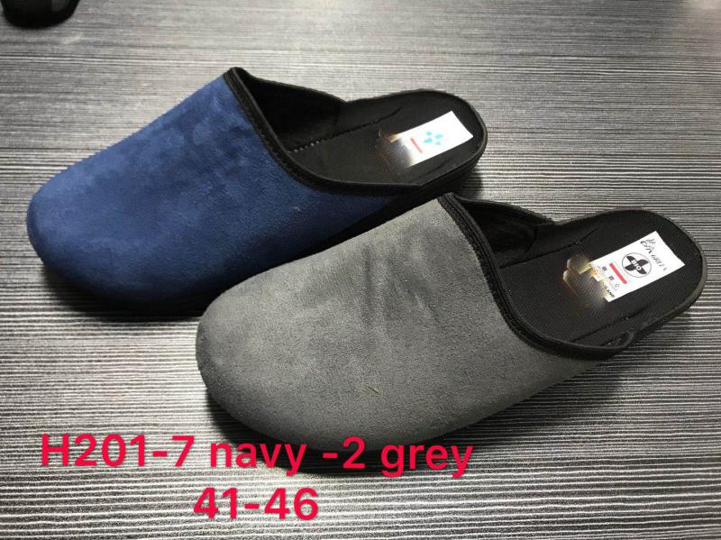 Pánské domácí BIO pantofle LISTAR (41-46)