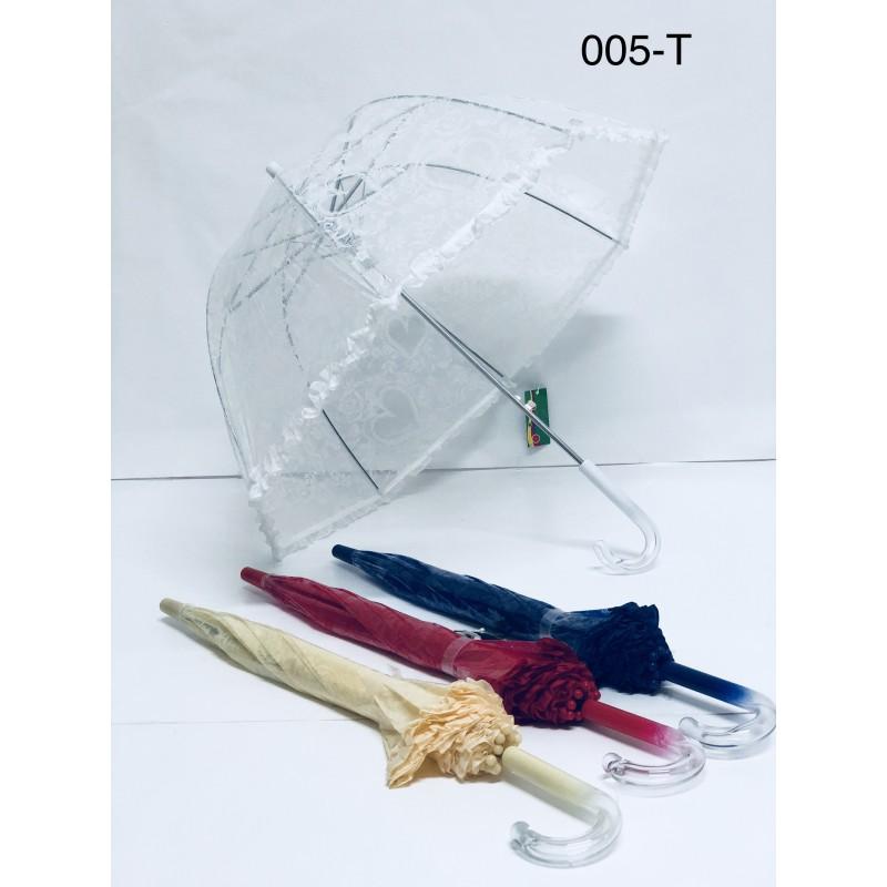 Deštník junior-průhledný