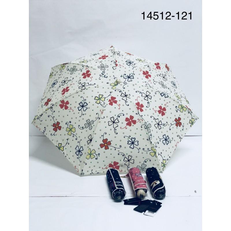 Dámský deštník kytky