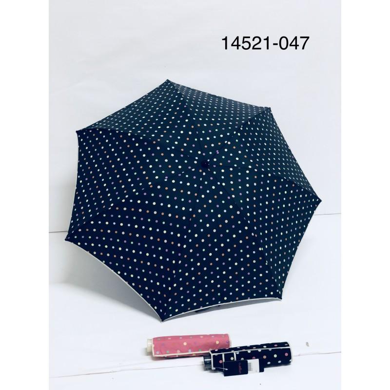 Dámský deštník puntíky