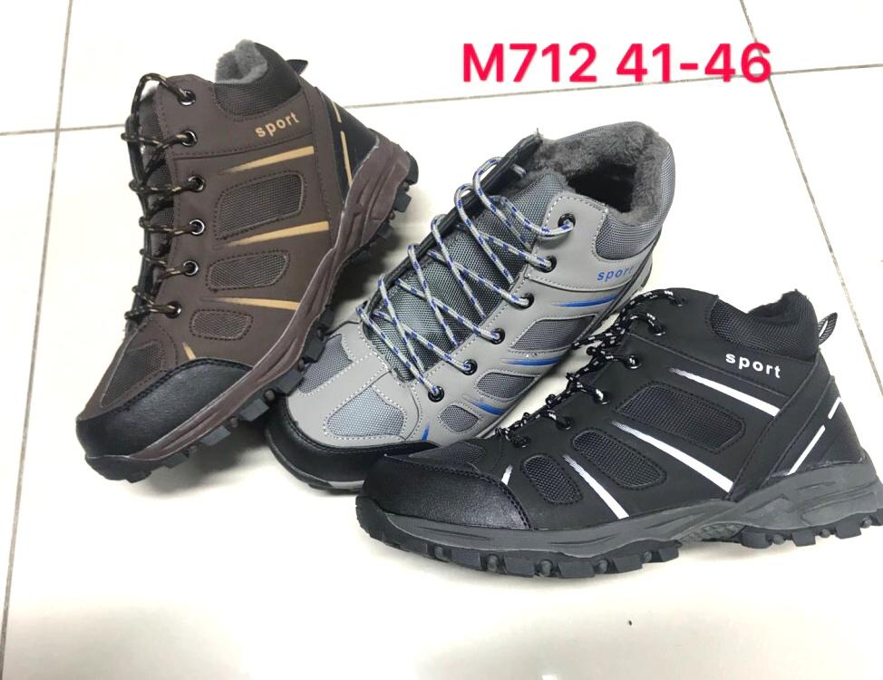 Pánská vyteplená zimní obuv(41-46)  03039f8d180