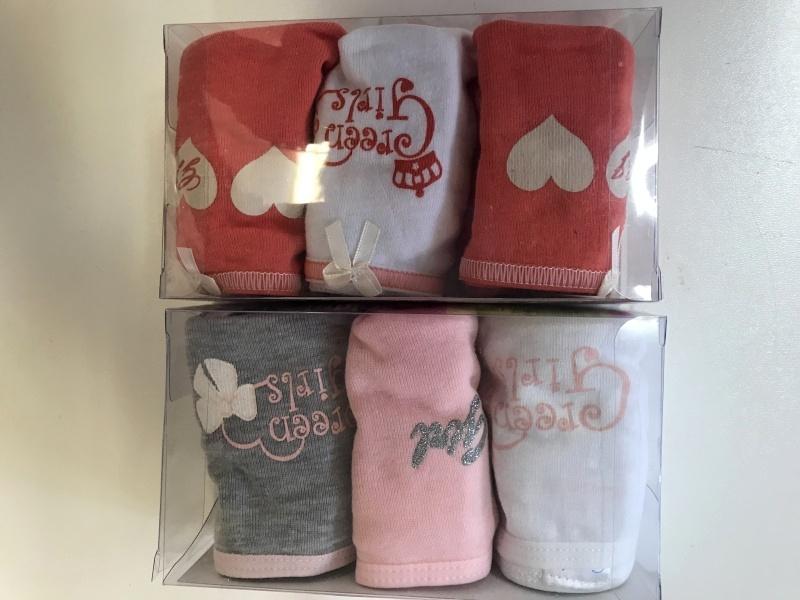 Dívčí spodní kalhotky ( 2-8  let)
