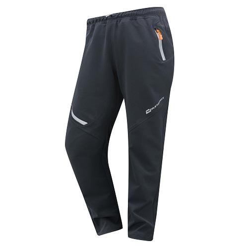 Dorostenecké slabé softshellové kalhoty WOLF (134-164)
