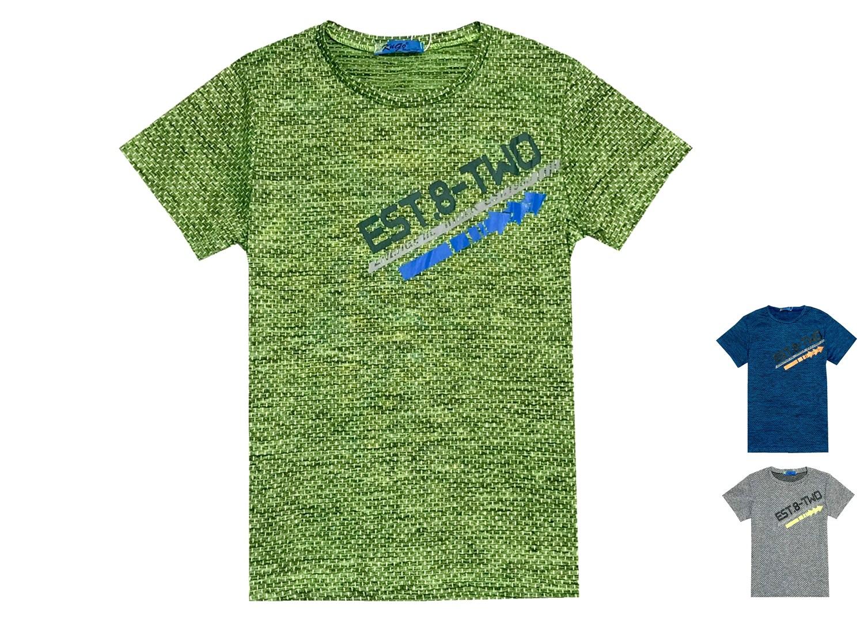 Chlapecké funkční  triko s krátkým rukávem KUGO (8-16 let)