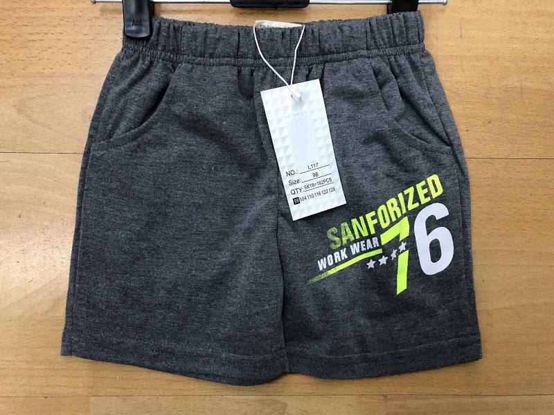 Chlapecké šortky SEZON (98-128)