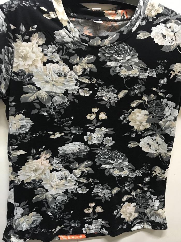 Dámské letní  triko  (L-3XL)