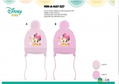 Dívčí zimní čepice MINNIE (48-50)