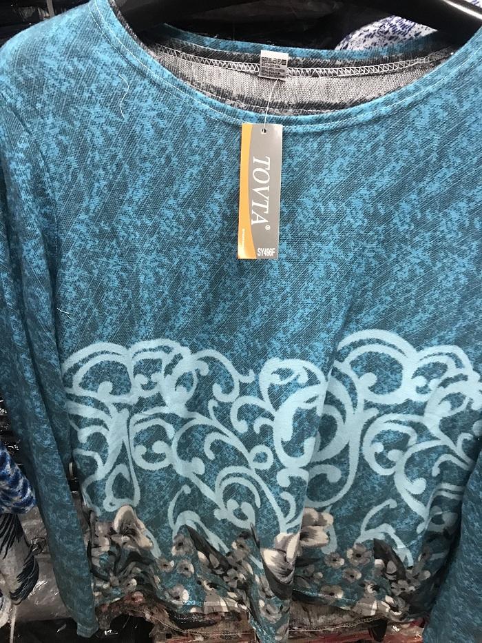 Dámské triko s dlouhým  rukávem  (M/L-XL/2XL)