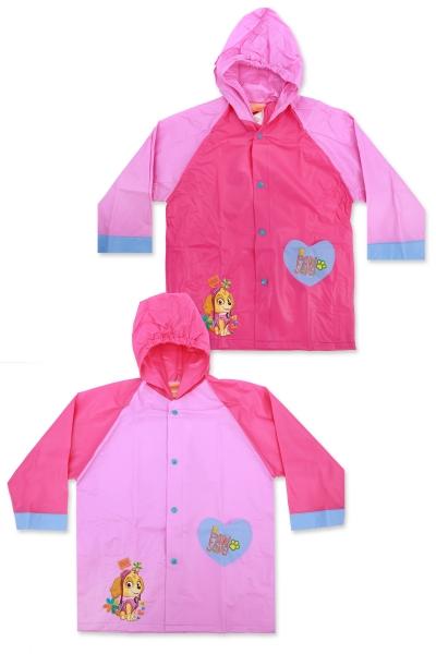 Dívčí licenční  pláštěnka PAW   (3-8let)
