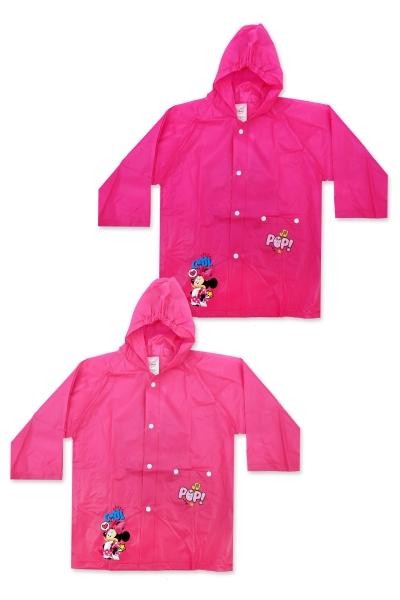 Dívčí licenční  pláštěnka MINNIE (3-8let)