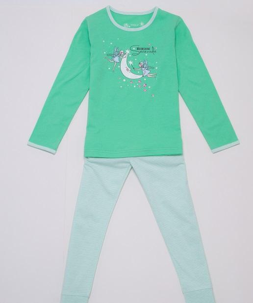 Dívčí pyžamo WOLF (116-146)