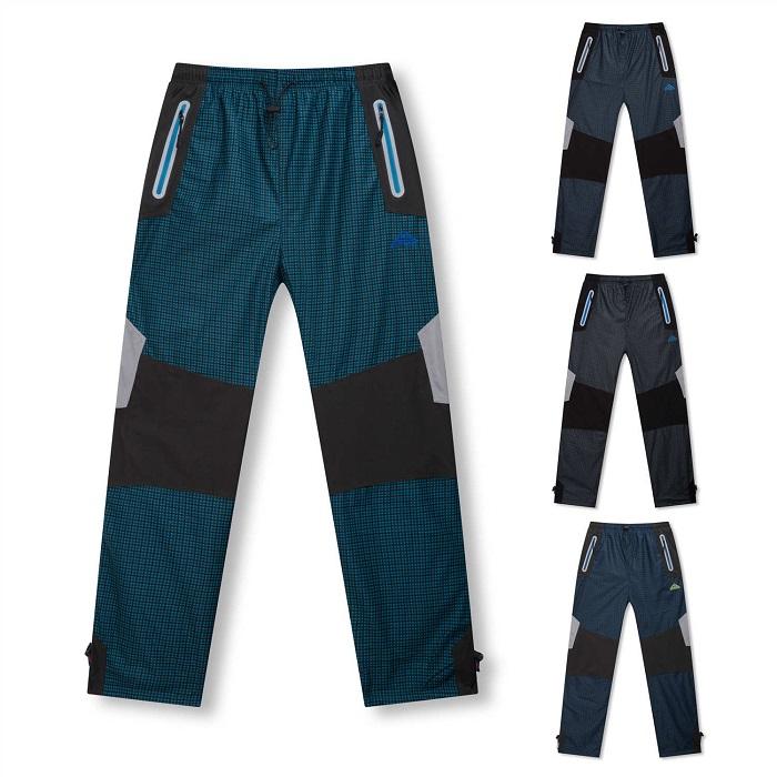 Dospělé teplé outdoorové kalhoty KUGO (M-XXL)
