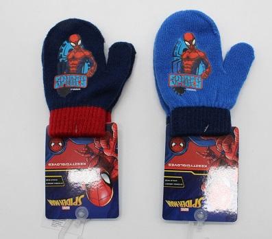 Chlapecké palcové rukavice SPIDER MAN (2/3-6/8 let)