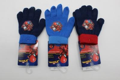 Chlapecké pletené rukavice SPIDER MAN (12*16 cm)