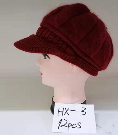 Dámská čepice s kšiltem  DELFIN