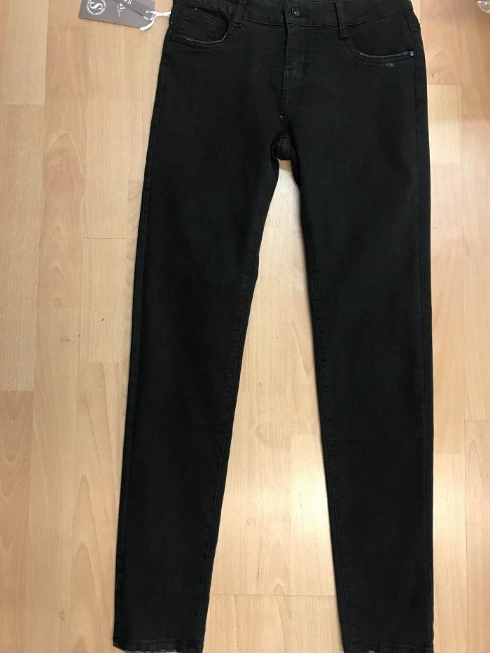 Dámské riflové kalhoty SMILING (34-44)