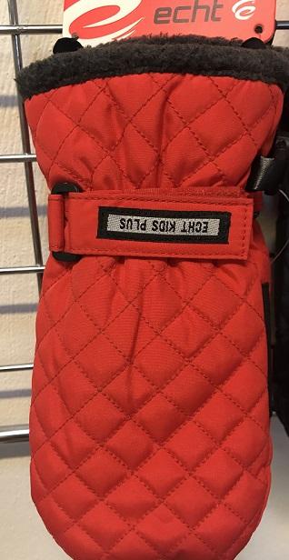 Dětské zimní palcové rukavice ECHT (1-4let)