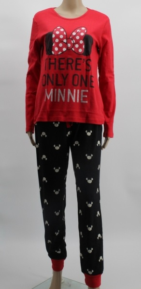 Dámské pyžamo MINNIE  (S-XL)