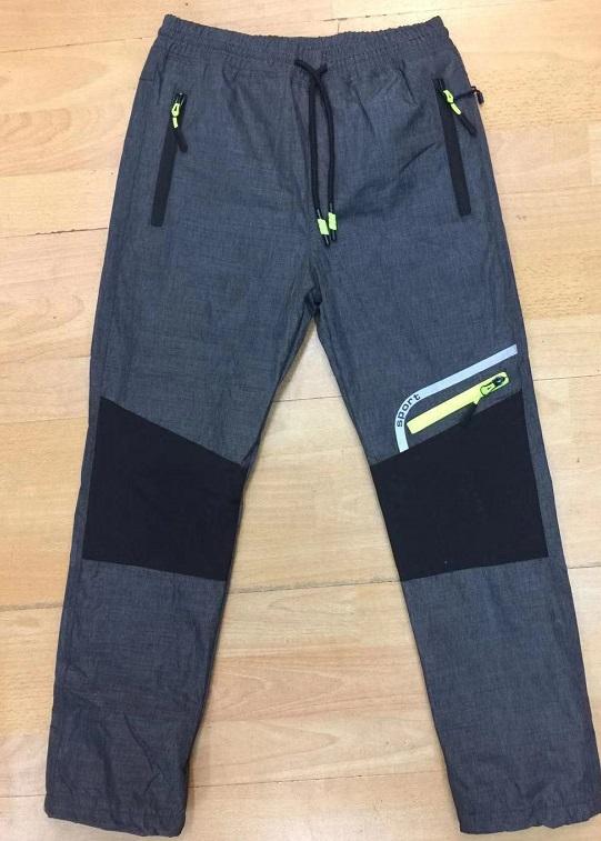 Šusťákové teplé  kalhoty  SEZON (116-146)