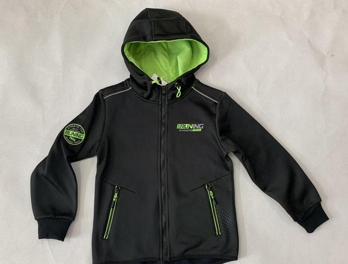 Chlapecká šustáková  bunda ( 4-12 let)
