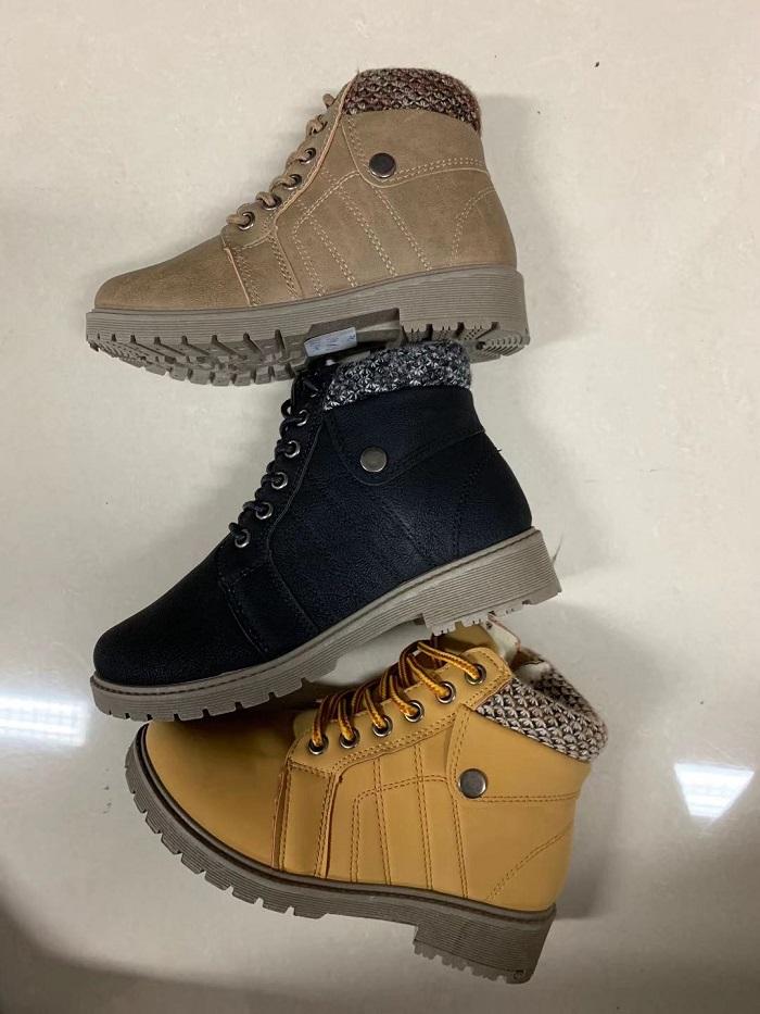 Dětská zimní kotníčková obuv  (30-35)