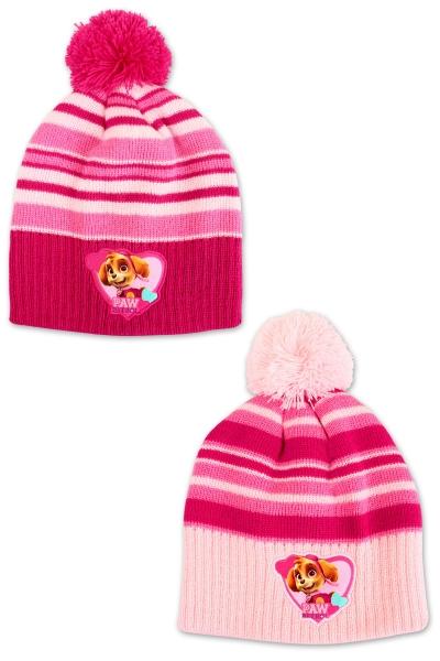 Dívčí zimní čepice PAW GIRL (UNI )