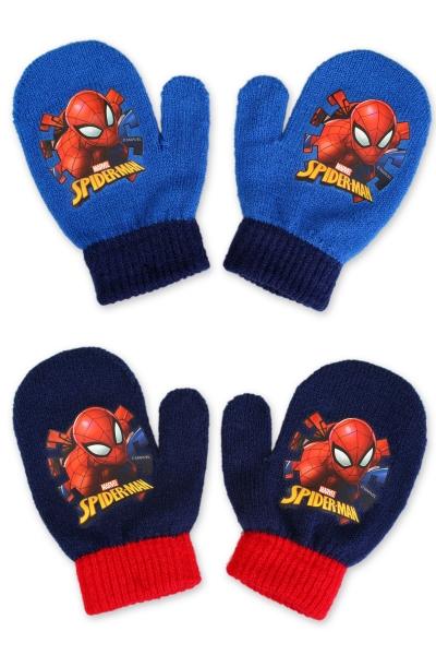 Chlapecké palcové rukavice SPIDER MAN