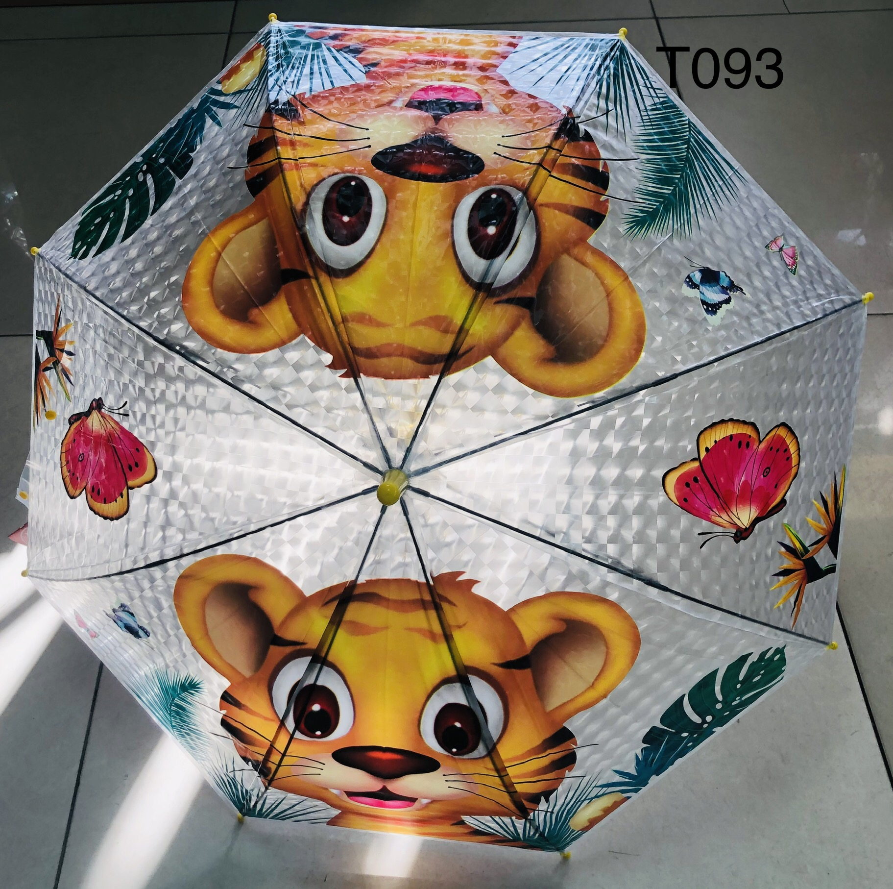 Dětský deštník mix obrázků