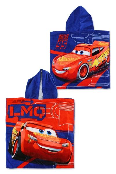 Chlapecké pončo CARS  (55*110)
