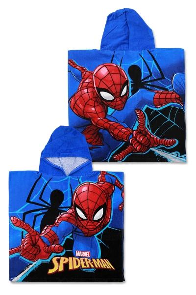 Chlapecké pončo SPIDER MAN (55*110)