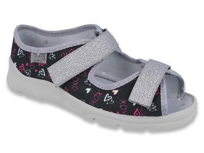 Dívčí domácí obuv BEFADO (31-33)