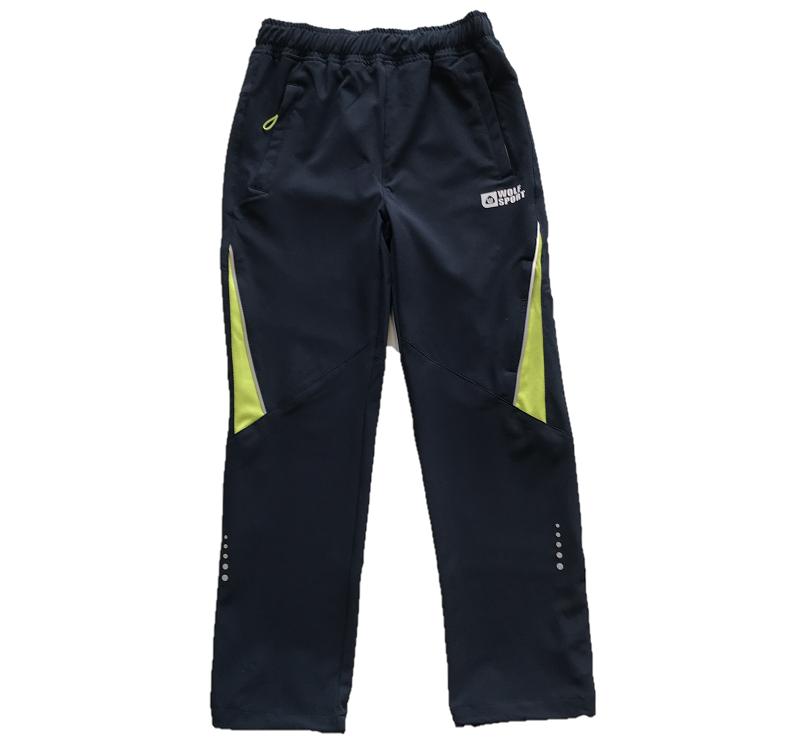 Dětské slabé softshellové kalhoty WOLF (116-146)
