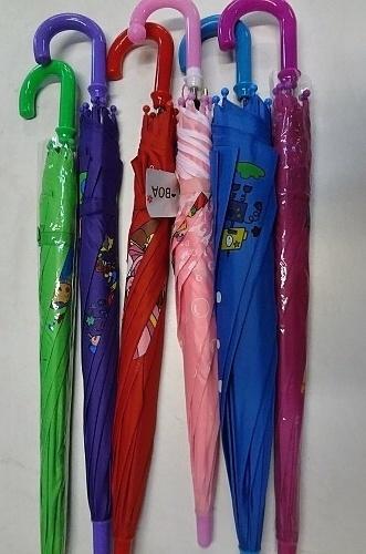 Dětský deštník mix (prům.80cm)