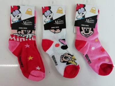 Dívčí ponožky MINNIE  (23-34)