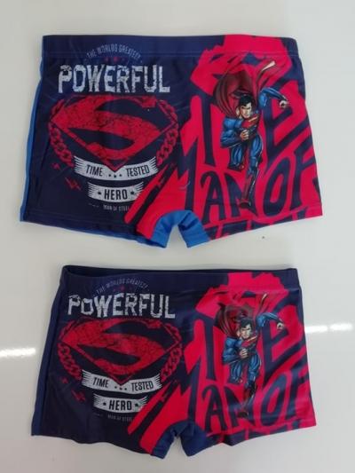 Chlapecké plavky SUPER MAN (6-12)