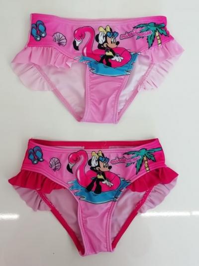 Dívčí plavky MINNIE  (3-8let)