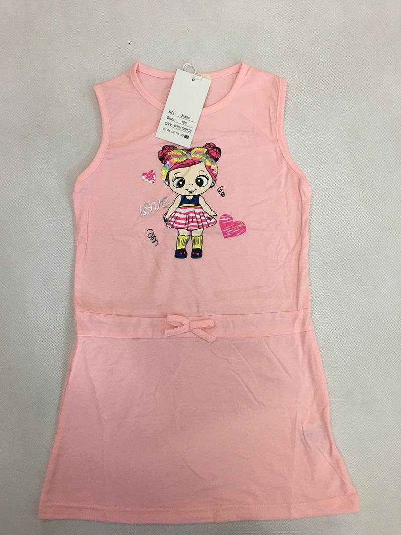 Dívčí letní šaty SEZON (98-128)